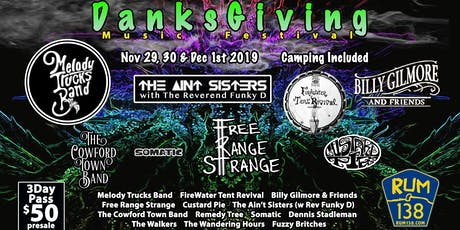 DanksGiving Festival tickets