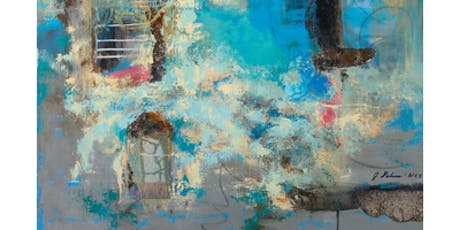 Mixed Media Painting Workshop tickets