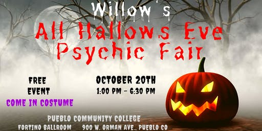 Willow's All Hallow's Eve Psychic Fair