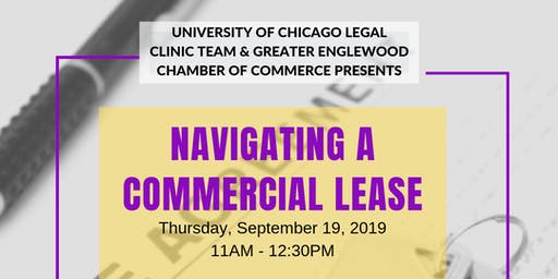 Navigating A Commercial Lease