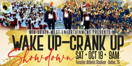 Wake Up - Crank Up Showdown tickets