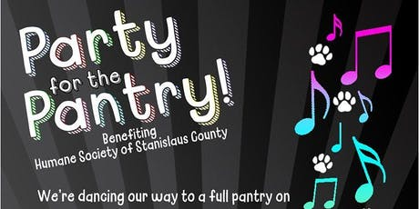 Party for the Pantry - Family Dance tickets
