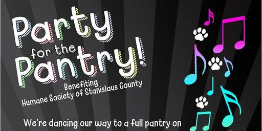 Party for the Pantry - Family Dance