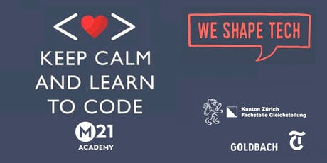 Learn To Code with Master21 during CodeWeekEU tickets