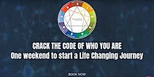 Crack the Code of Who You Are