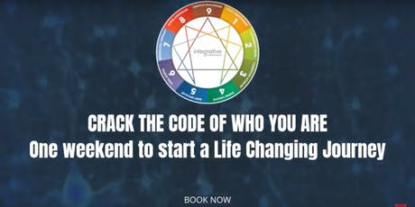 Crack the Code of Who You Are tickets