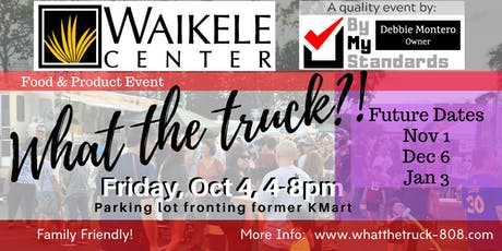 What The Truck?! tickets