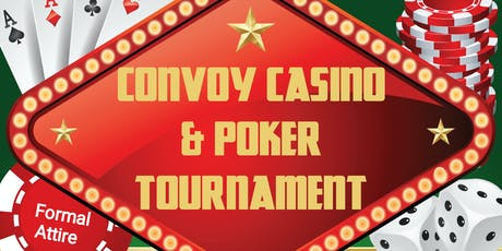 Convoy Casino & Poker Tournament tickets