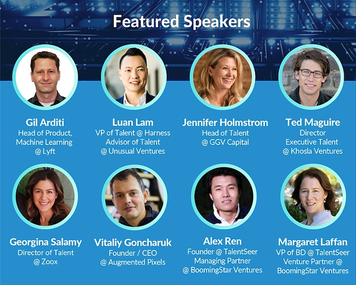 2019 AI Talent Summit:  Building Teams For The Future of AI image