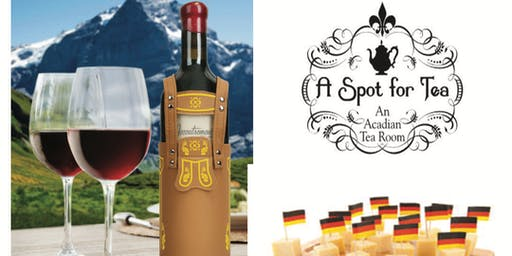 OcotoberFEST GERMAN Wine and Cheese Tasting at THE SPOT