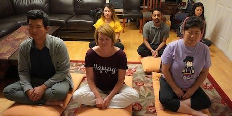 Santa Clara Meditation - Free Intro Seminar tickets