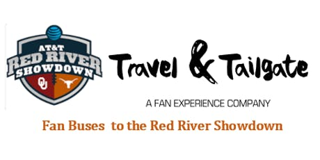 Texas vs OU - Red River Showdown Fan Bus from Austin to Dallas tickets