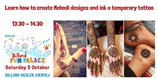 Mehndi Henna Body Art with Deepali