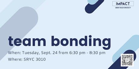 Team Bonding! tickets