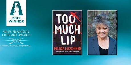 October Bookclub- Too Much Lip tickets