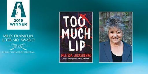 October Bookclub- Too Much Lip