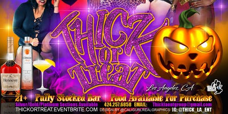 Thick-Or-Treat Halloween Extravaganza tickets