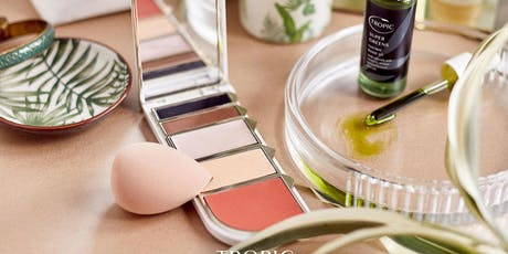 Colour Me Natural - Tropic Skincare Makeup tickets