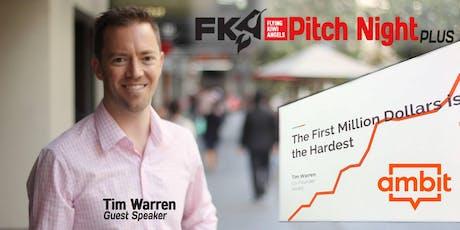 FKA Pitch Night ⨁ plus tickets
