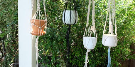 Macrame and Cider Evening tickets