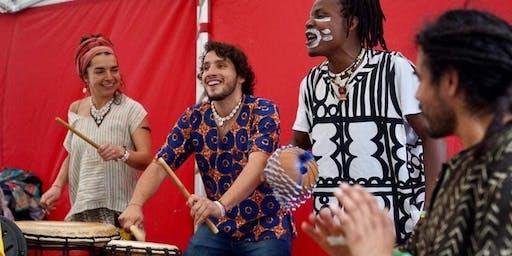 Edinburgh Multicultural Festival: Sankofa Beats
