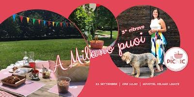 3º Ritrovo di A Milano puoi - Il PicNic @Novotel Linate