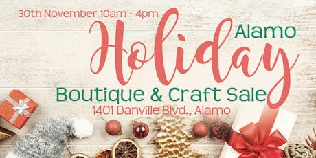 Alamo Holiday Boutique and Craft Sale tickets