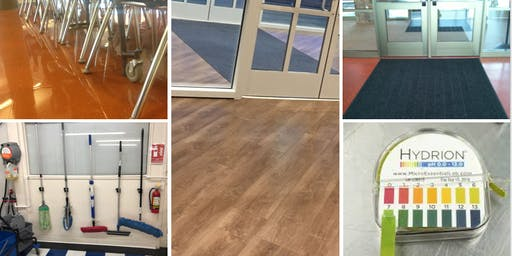 How to Clean, Polish & Restore Resilient Floors (Hands-On) * 9/18/19 * LAKELAND