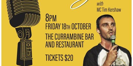 Standup at The Currambine Bar and Bistro