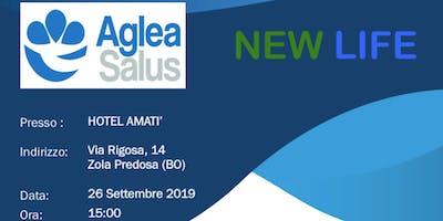 Presentazione aziendale progetto NEWLIFE di AGLEA SALUS MUTUA - Bologna