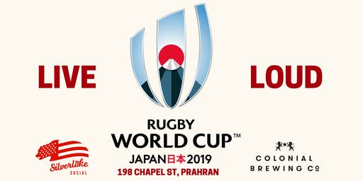Rugby World Cup Live & Loud (Aus Games)