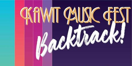 Kawit Music Fest: BACKTRACK tickets