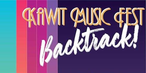 Kawit Music Fest: BACKTRACK