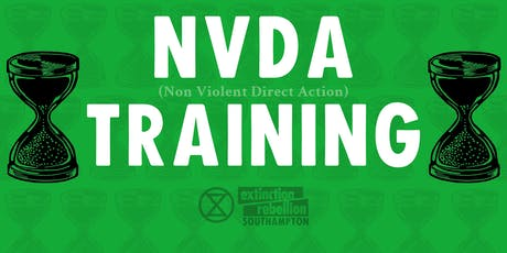 Non Violent Direct Action Training tickets