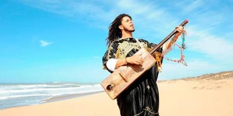 Edinburgh Multicultural Festival: Omar Afif and Gnawa Trans Fusion tickets