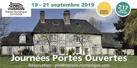 """Journées portes ouvertes de la """" Maison Numérique Connectée"""" billets"""