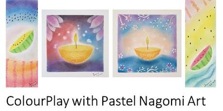 ColourPlay with Pastel Nagomi Art - Deepavali tickets