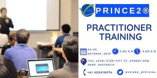 Prince2 Practitioner Training | Sydney | October | 2019