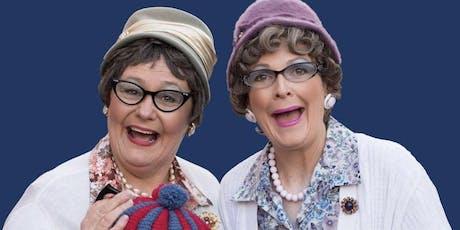 Ethel & Bethel Bingo!!  tickets
