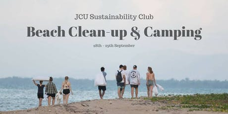 Beach Clean-up and Camping tickets