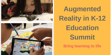 Augmented Reality in K-12 Education Virtual Summit tickets