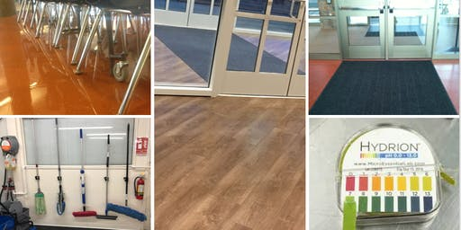 How to Clean, Polish & Restore Resilient Floors (Hands-On) * 9/24/19 * Atlanta MRO Supply