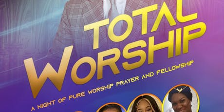 TotalWorship tickets