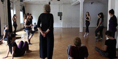 DEFINING GENDER & FEMININITY: Tanz-Workshop mit ATOM Theater (Bulgarien) tickets