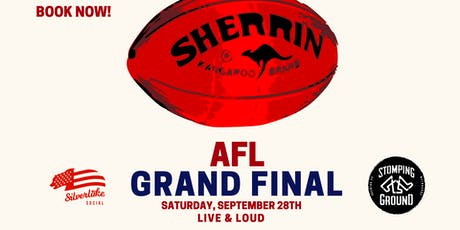 AFL Grand Final 2019 Live & Loud tickets
