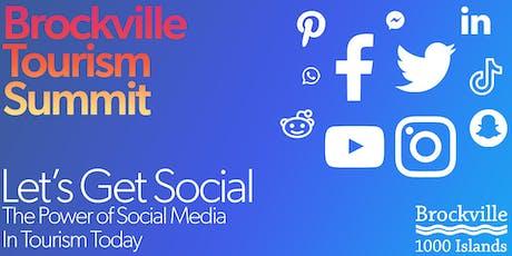 Brockville Tourism Summit tickets
