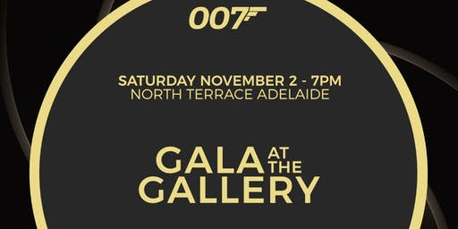 007 Gala @ The Gallery