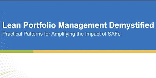 Lean Portfolio Management- 19th and 20th October
