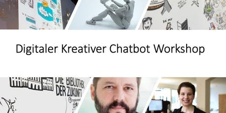 Digitaler Kreativer Chatbot Workshop Tickets