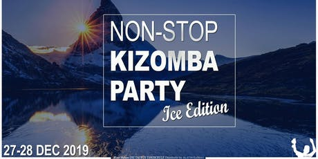 Non-Stop Kizomba Party ICE edition II tickets